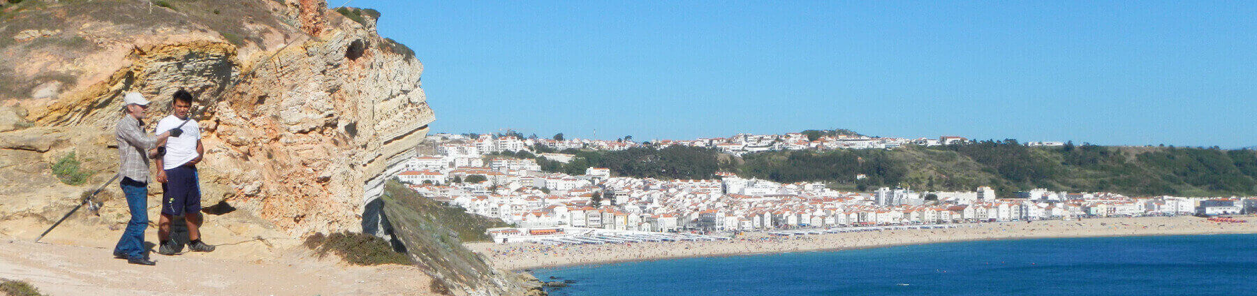 Fiske-Nazare-Silverkusten-Portugal