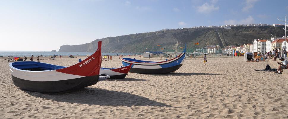 Nazare-silverkusten-och-den-fina-stranden