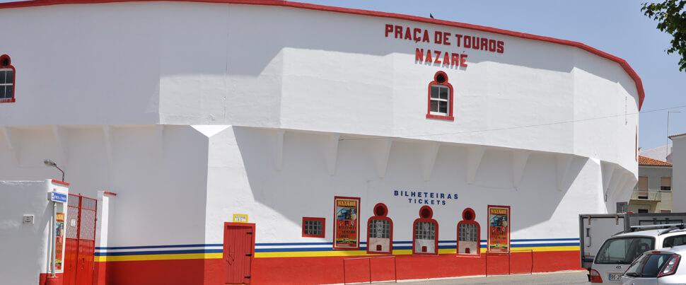 Praca-de-Touros-Sitio-Nazare-Silverkusten-Portugal