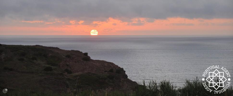 Solnedgång-i-havet-Silverkusten