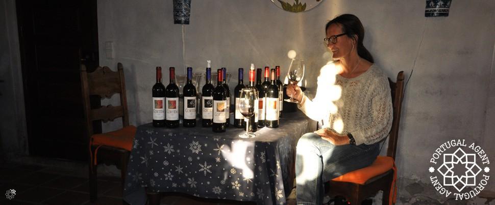 Vinprovning-Silverkusten-Portugal