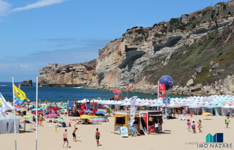 """National Geographic"" places Nazaré among the 20 best beaches in the world"