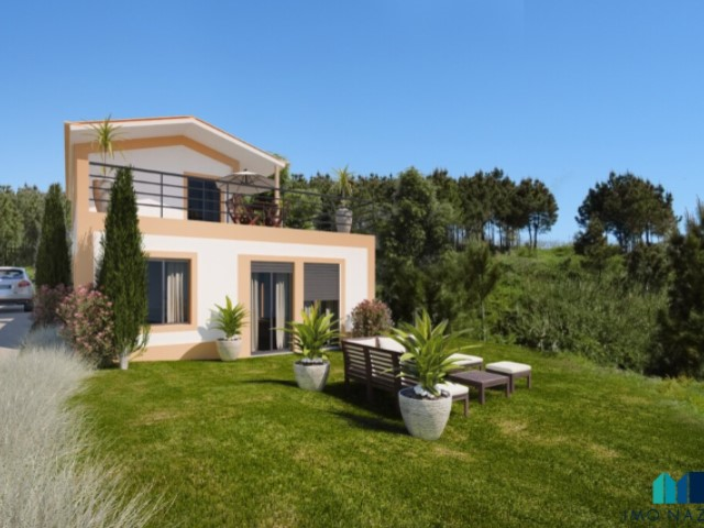 Large plot for villa in Vale da Rica, Nazaré