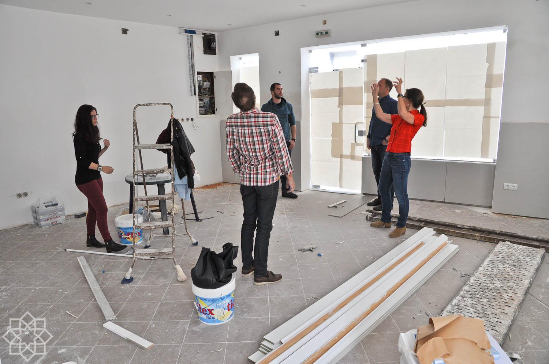 Vi bygger mäklarkontor 2015