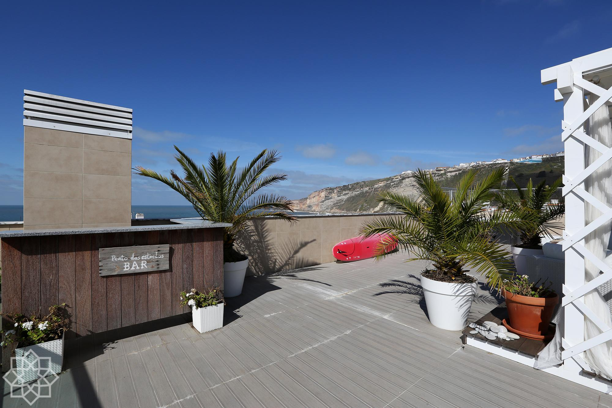 2 bedroom Penthouse with sea view in Nazaré