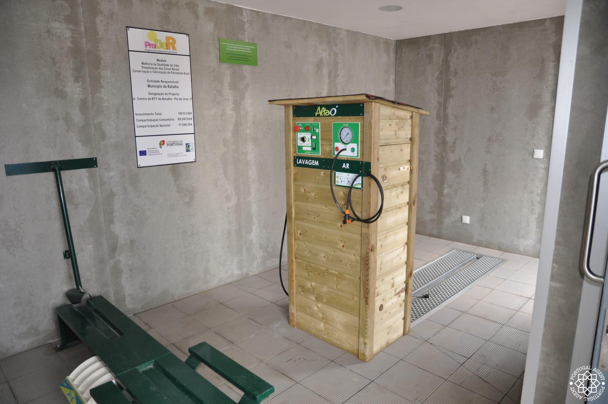 Cykelmek och tvätt - gratis.