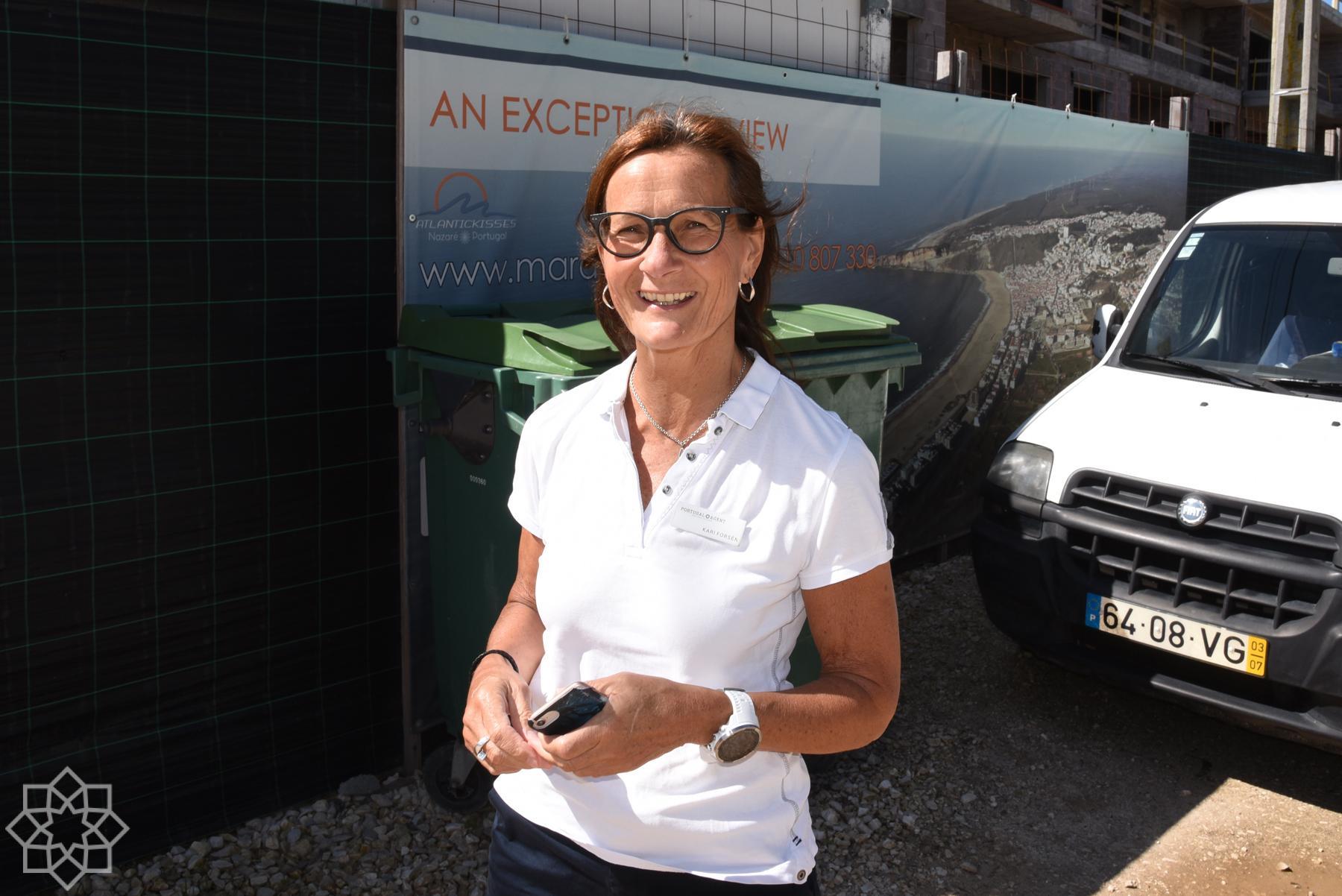 Kari Forsén at Portugal Agent