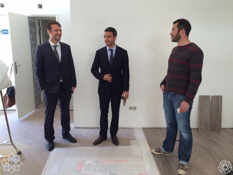 Nära samarbete med portugisisk law firm