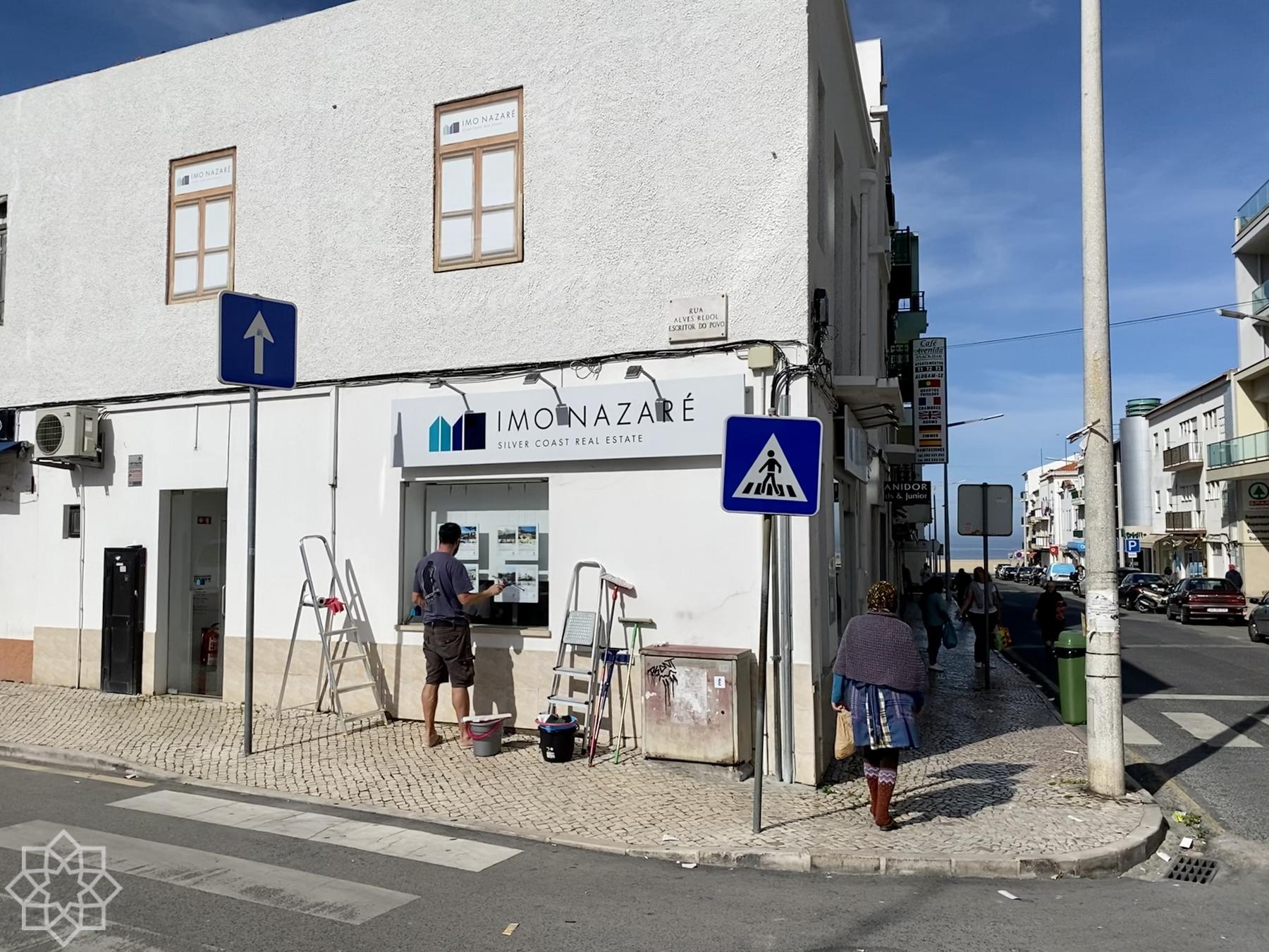 Imo Nazaré - Portugal Agent in Nazaré
