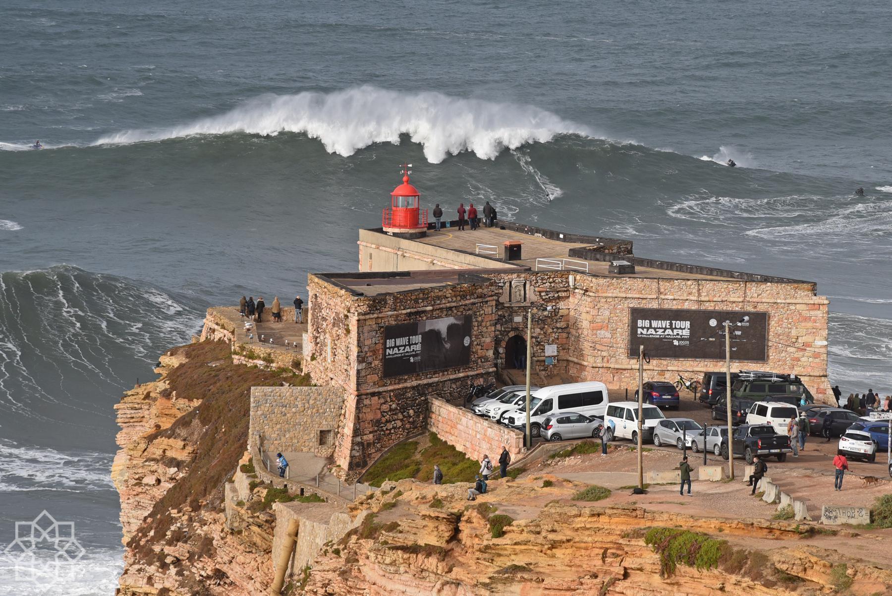 Big wave Nazaré