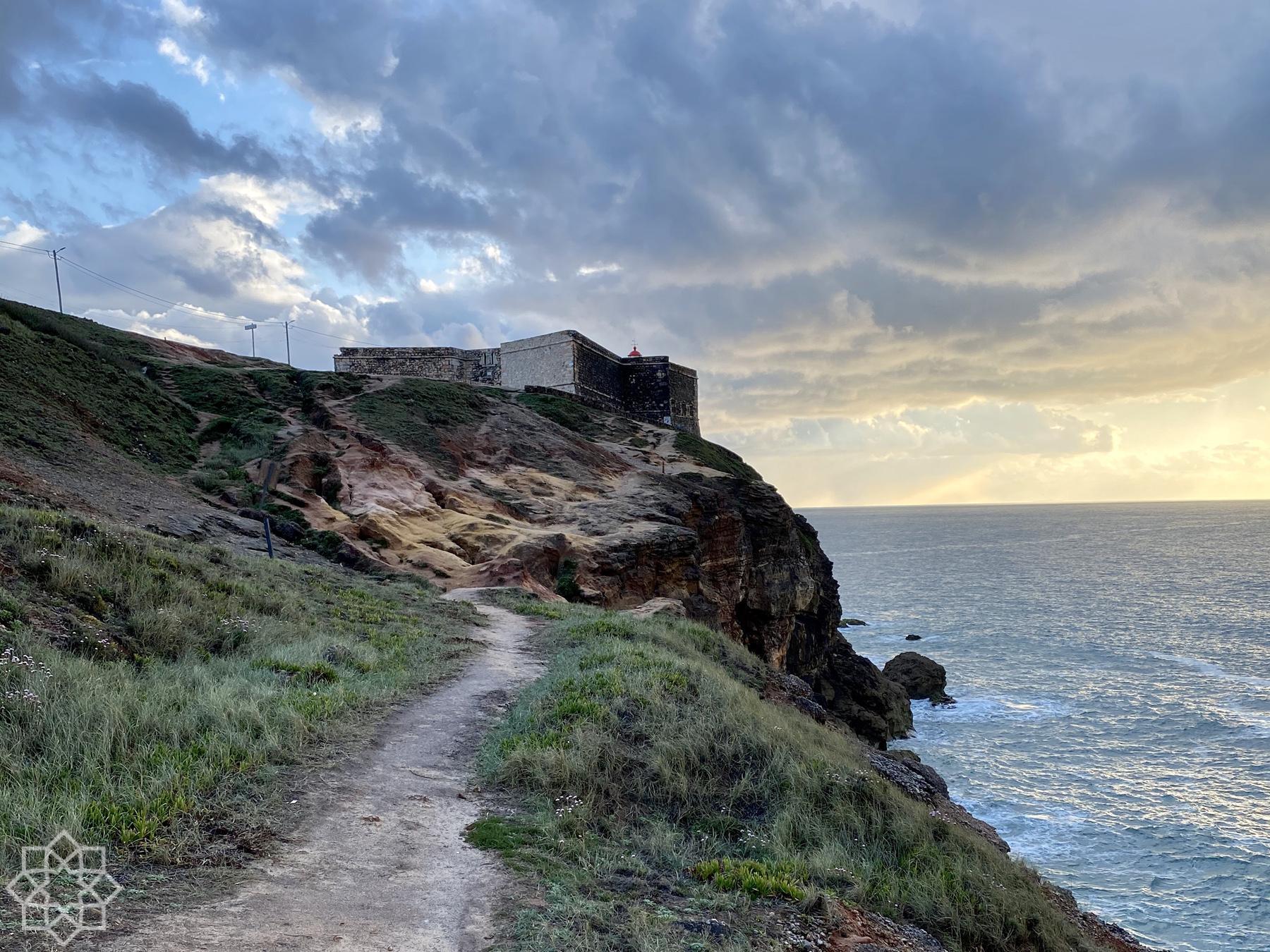 Forte de São Miguel Arcanjo Nazaré