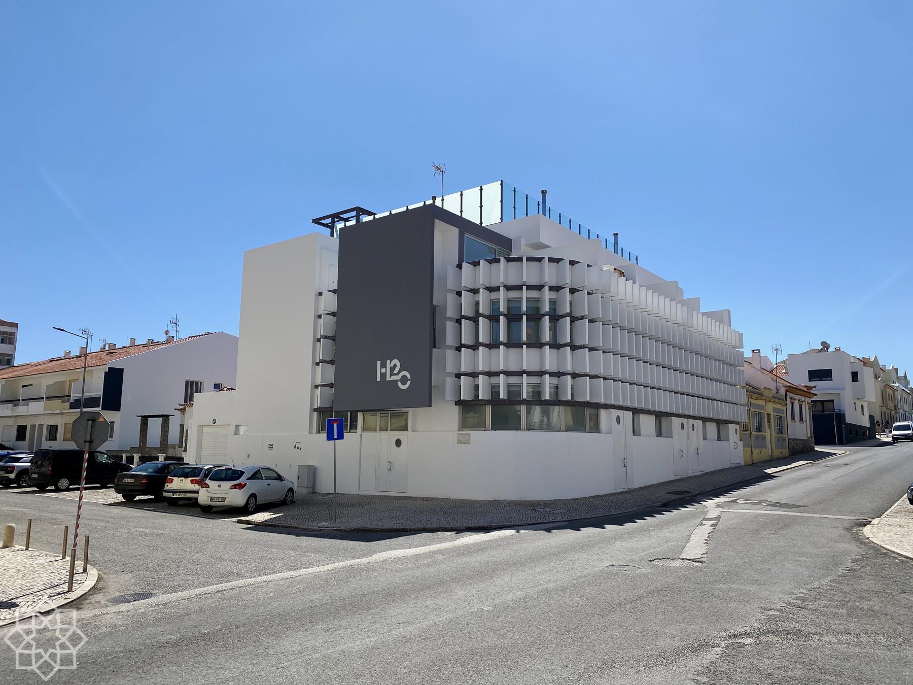 H2O Santa Cruz - coola lägenheter!