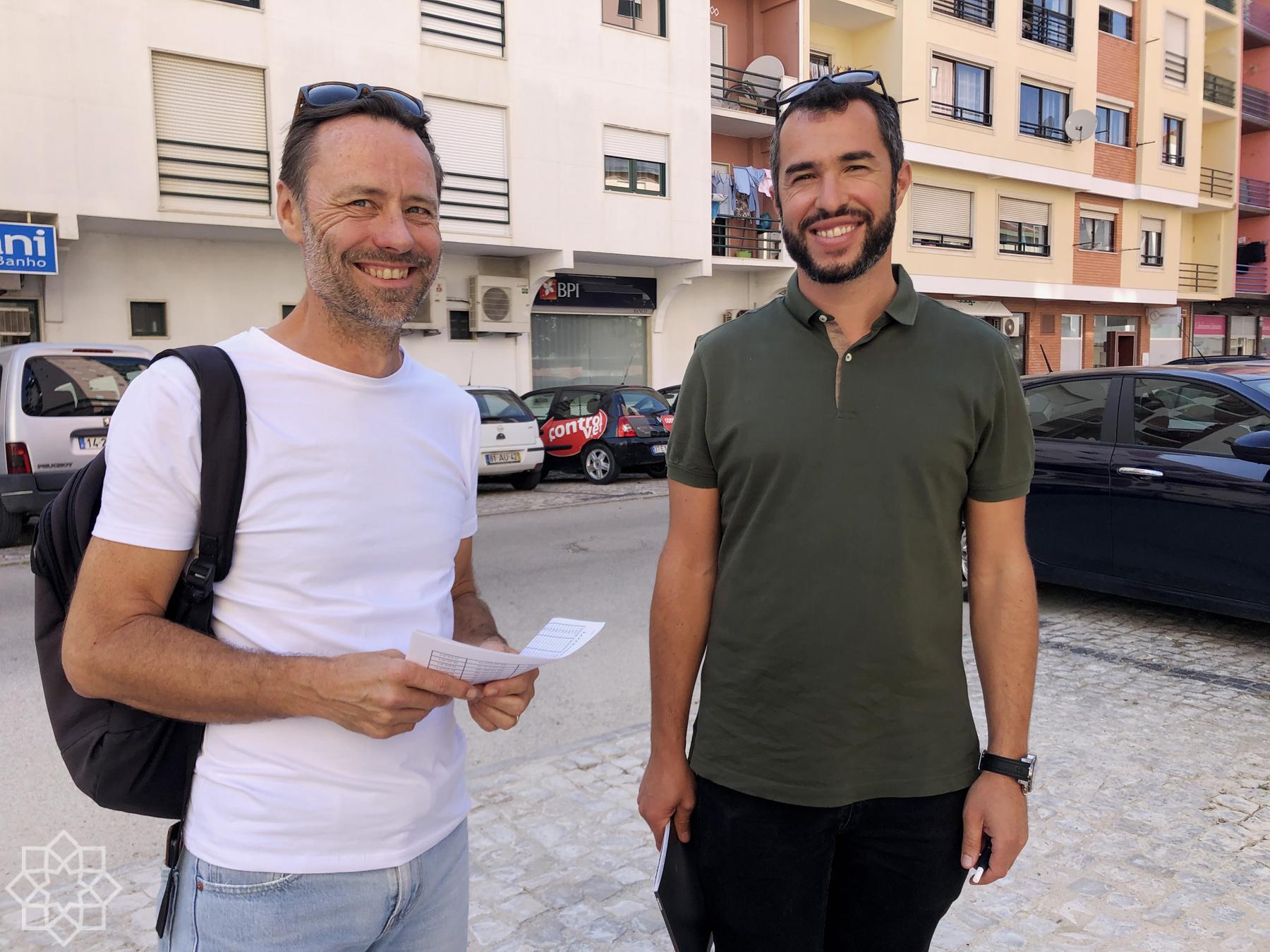 Jörgen and Renato, Torres Vedras