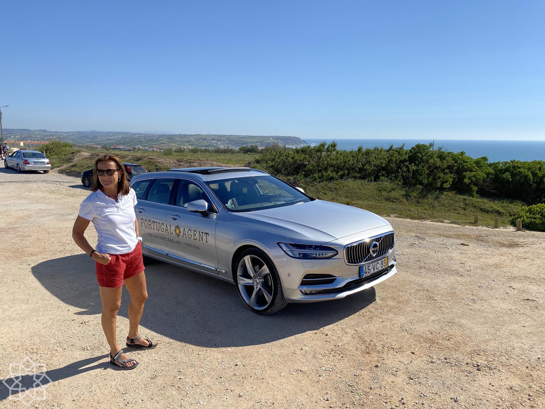 Portugal Agent på Praia Azul