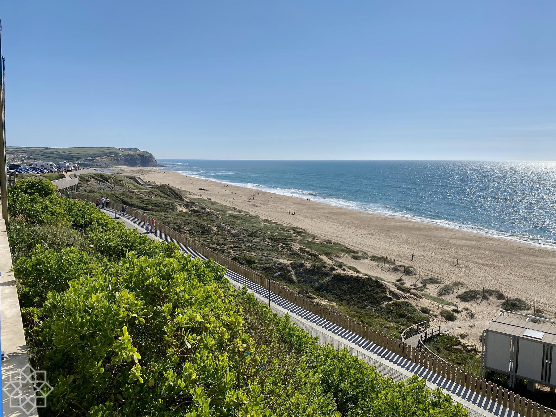 Praia Azul Santa Cruz