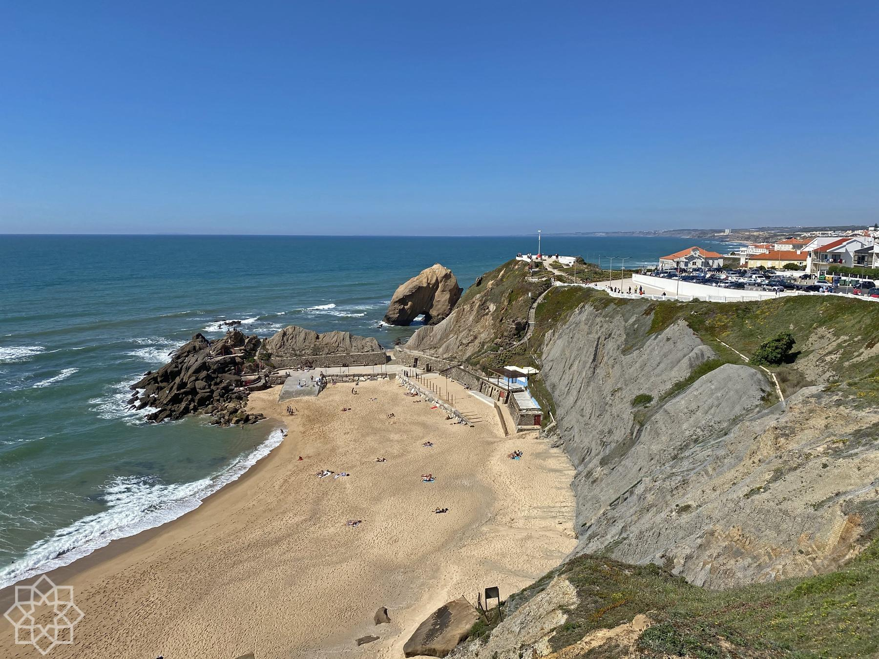 Praia Formosa Santa Cruz