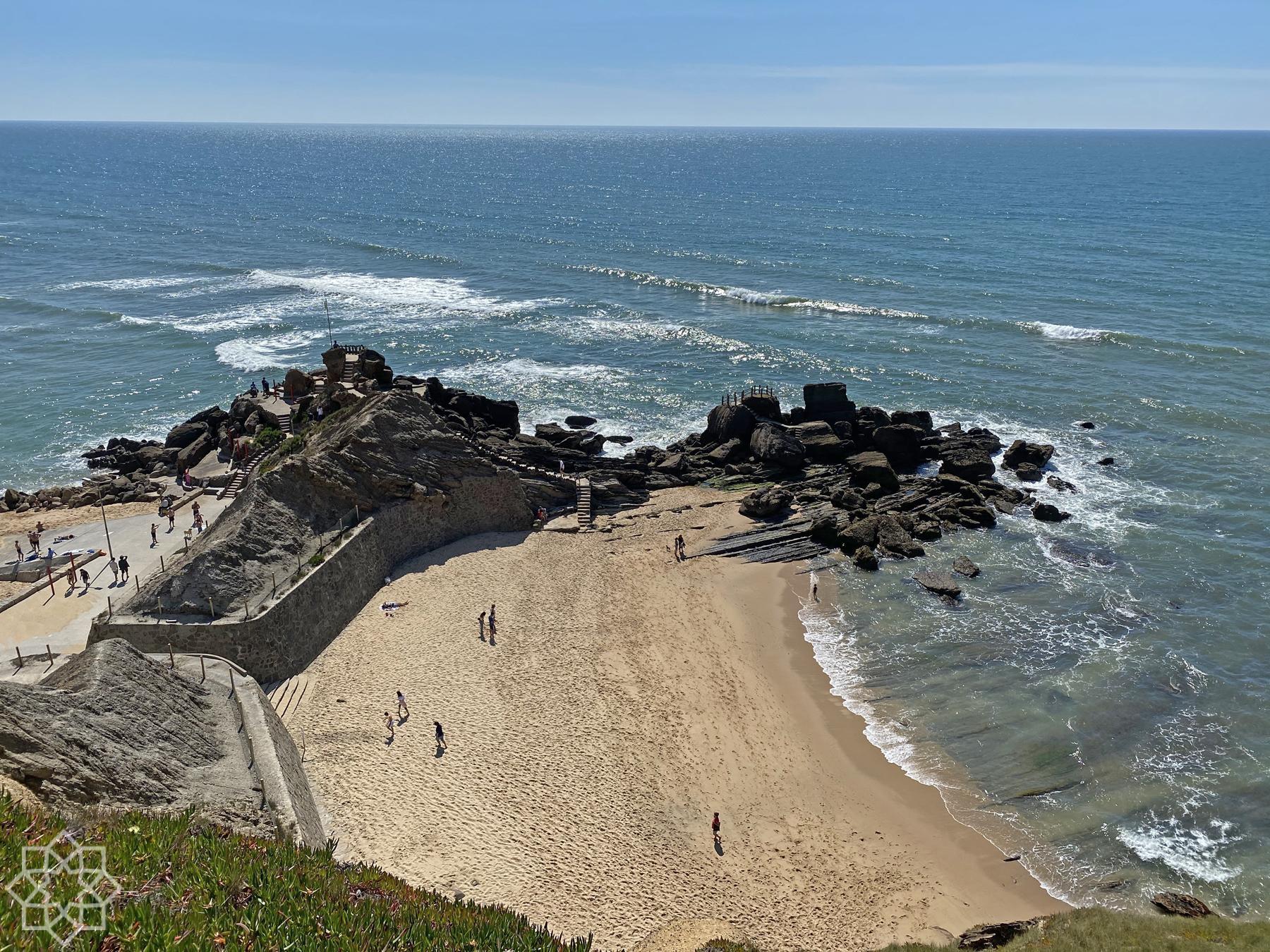 Praia do Guincho Santa Cruz