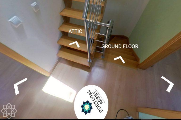 Visita virtual de moradias e apartamentos