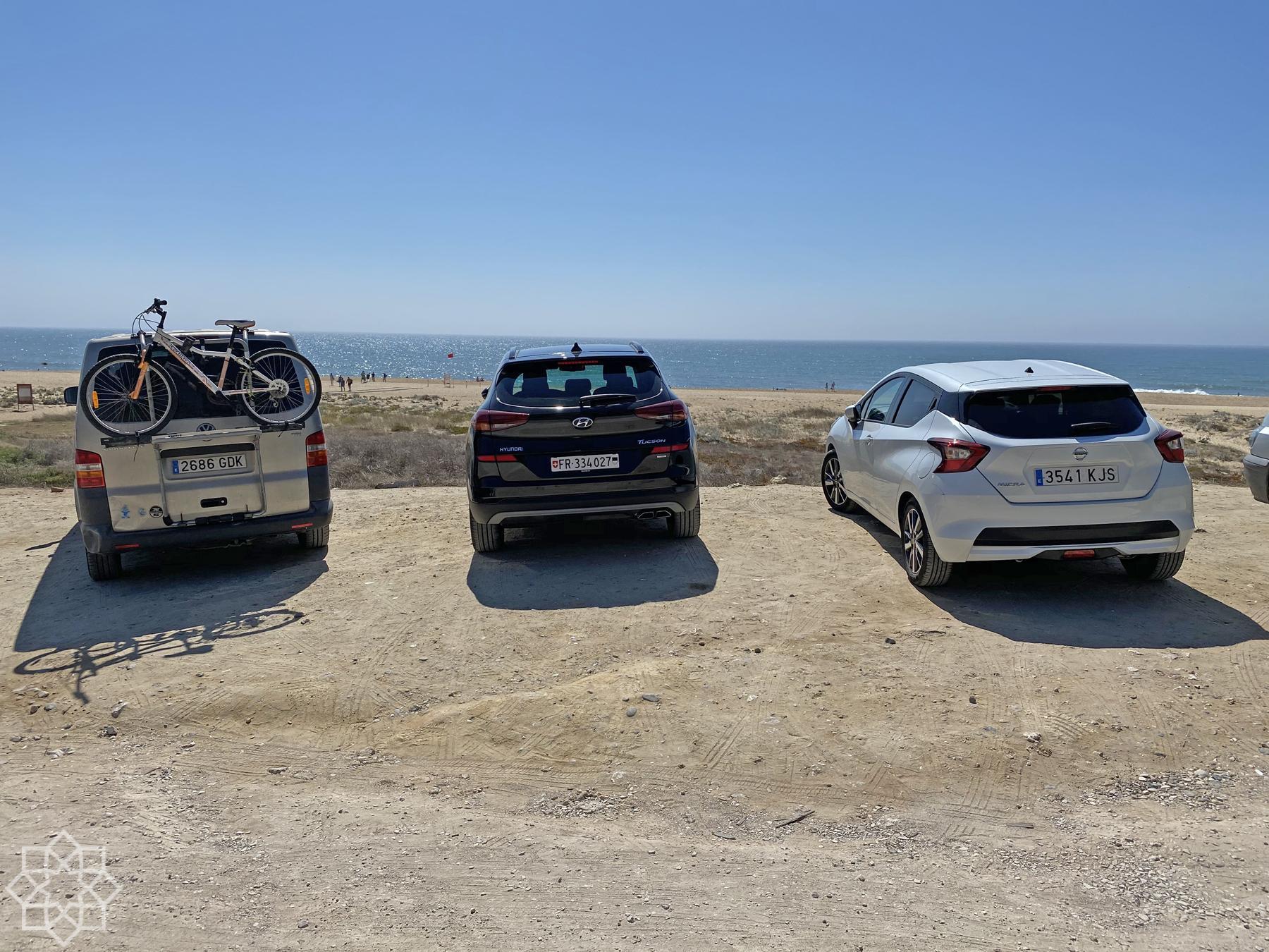 Internationell turism på Praia do Norte