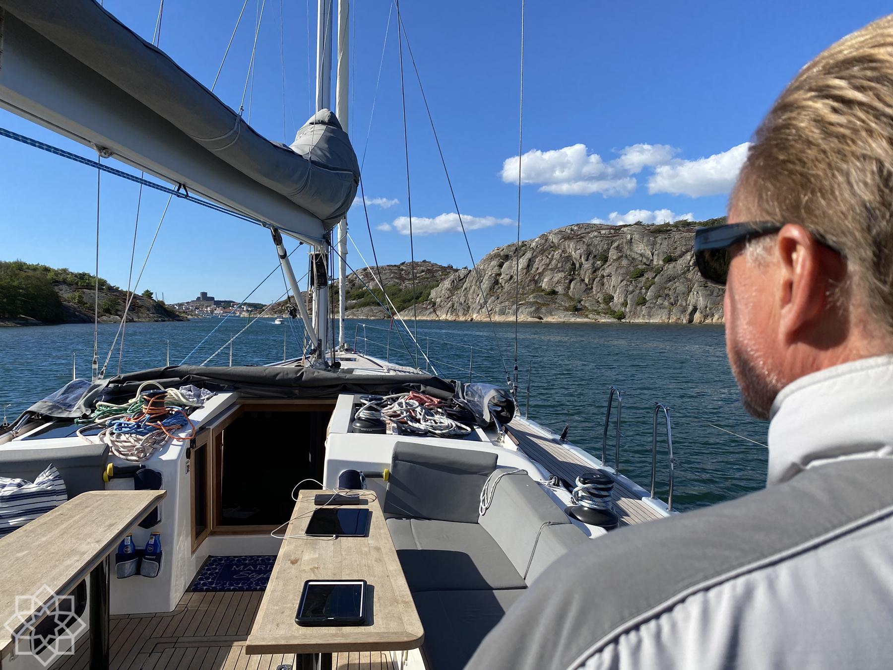 Mot Marstrand transportsegling