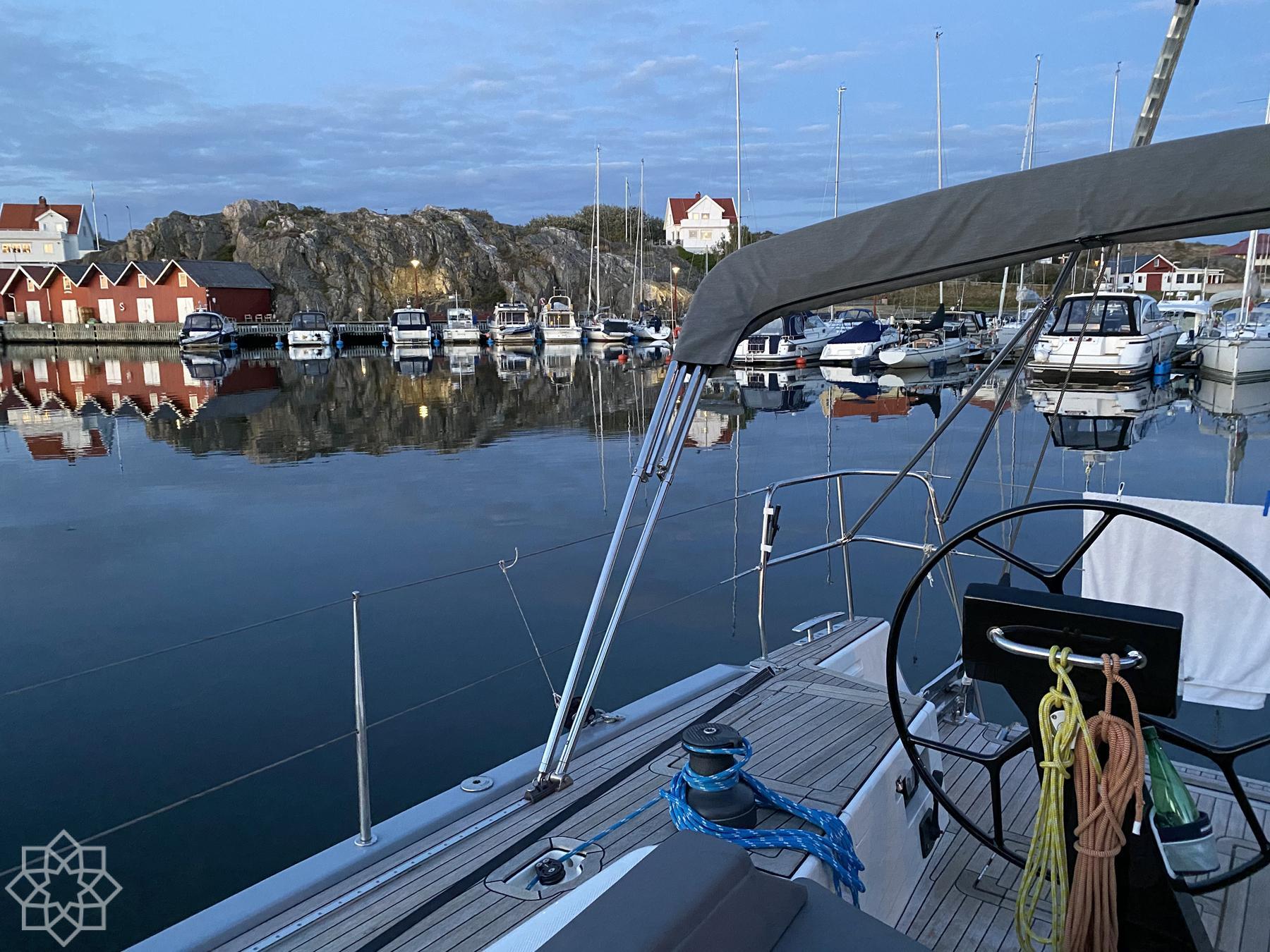 Skärhamn transportsegling