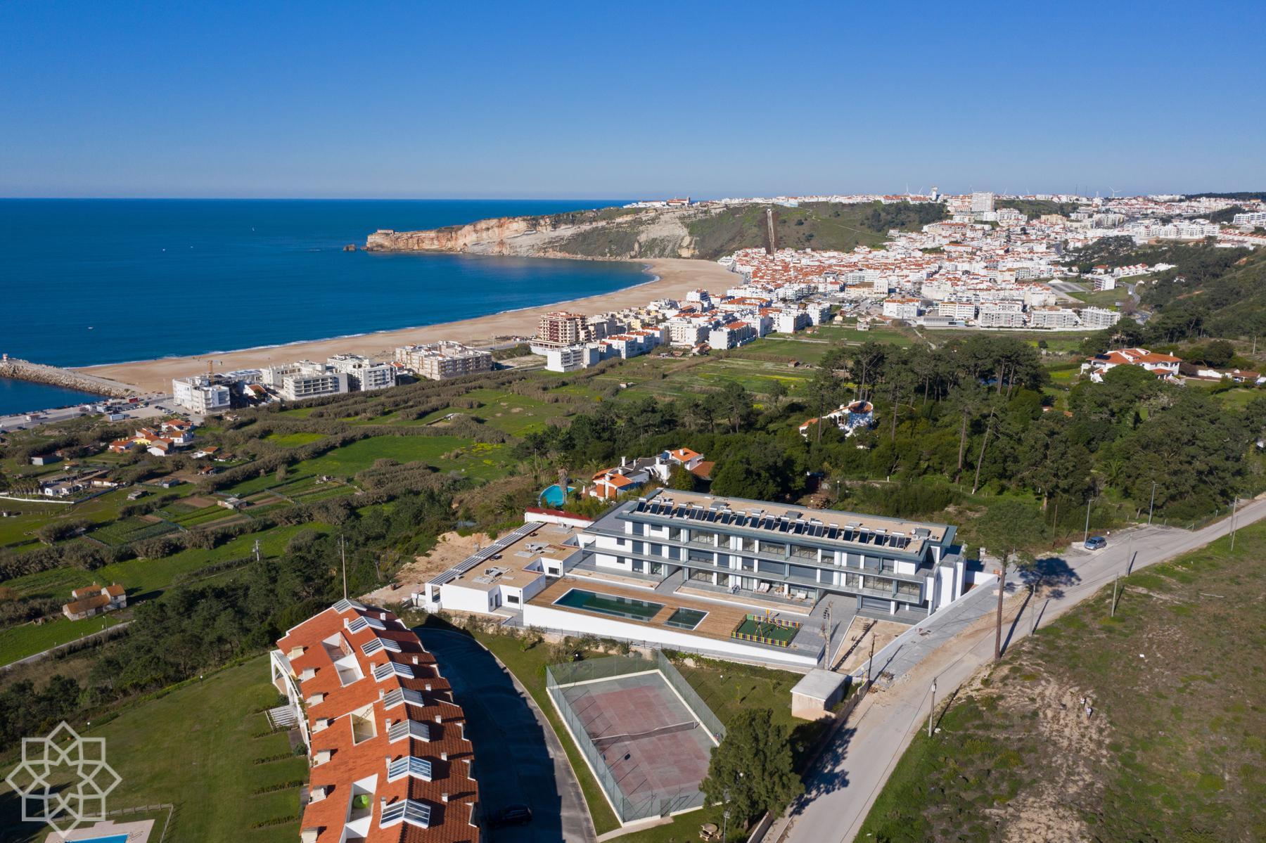 Ocean View, Pederneira, Nazaré